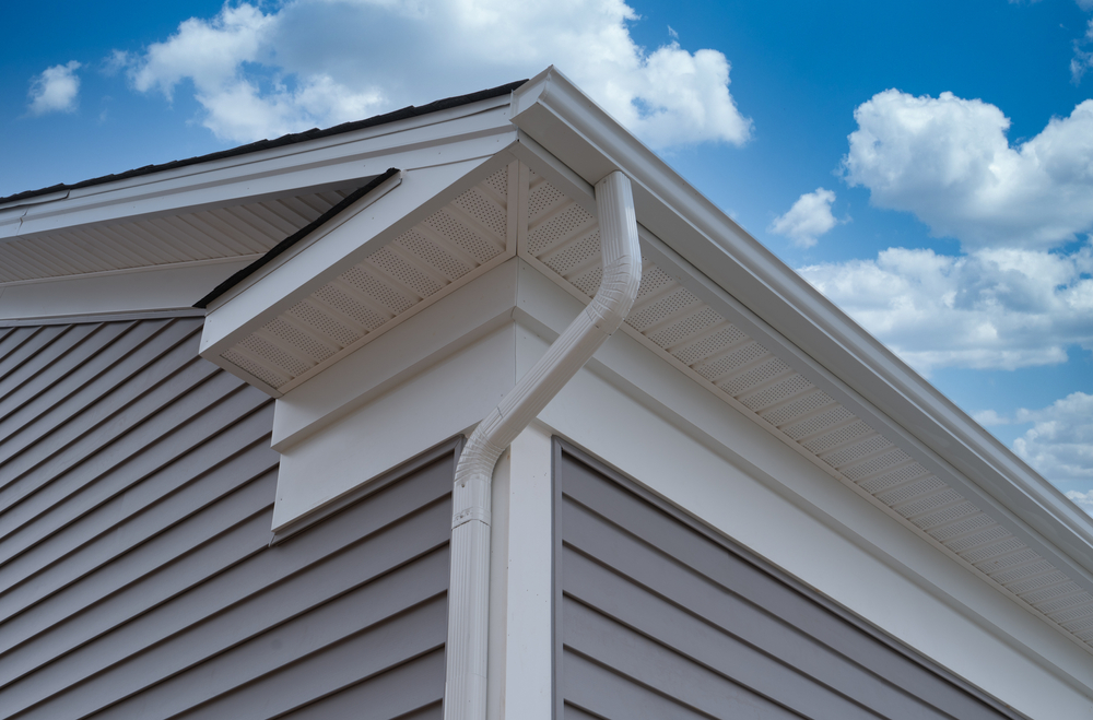 Image of D&B Guttering gutter and siding services in Martinsville, Indiana