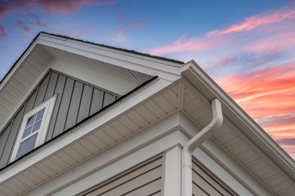 Image of D&B Guttering gutter and siding service in Mooresville, Indiana